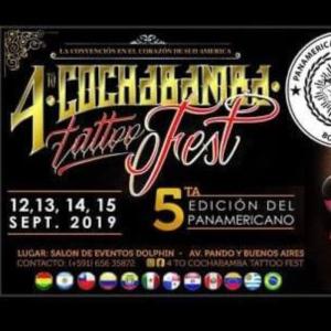 2019 Cochabamba Tattoo Fest