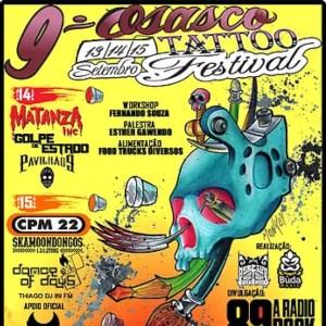 2019 Osasco Tattoo Festival