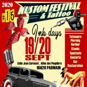 Kustom Festival & Tattoo 2020