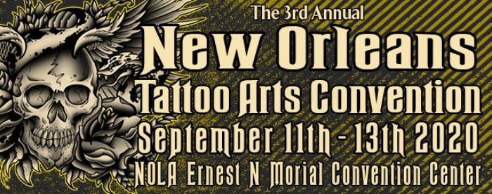 New Orleans Tattoo Arts Convention