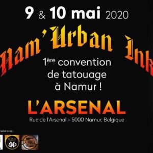 Nam Urban Ink