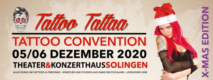Tattoo Convention Solingen 2020