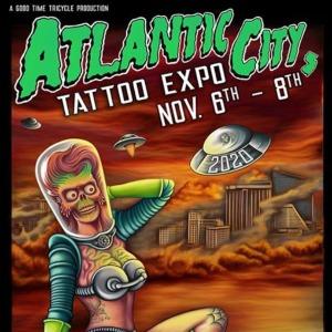 Atlantic city tattoo expo