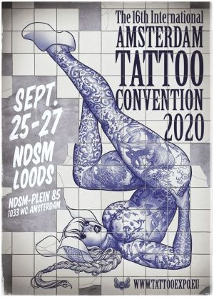 Amsterdam Tattoo Convention 2020