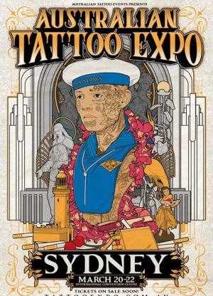 Ausrtralian Tattoo Expo Sydney 2020