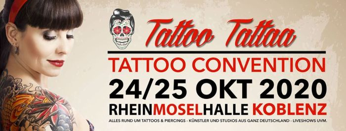 Tattoo Convention Koblenz 2020