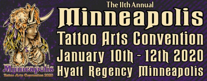 Minneapolis Tattoo Arts Convention
