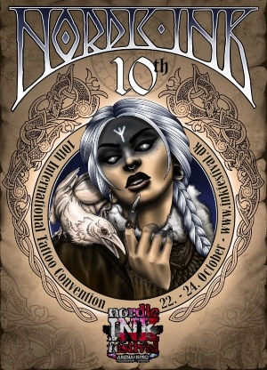 Nordic-Ink-2020 Tattoo Convention