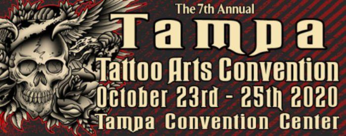 Tampa Tattoo Arts Convention 2020