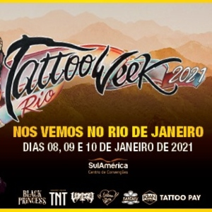 Tattoo Week Rio 2021 Featured