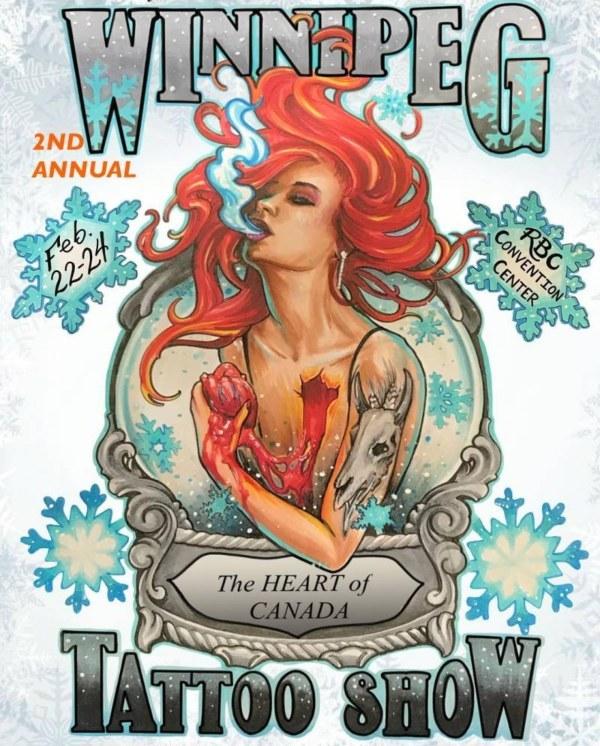 Winnipeg Tattoo Show