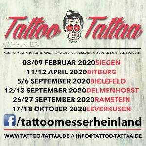 Tattoo Tattaa 2020