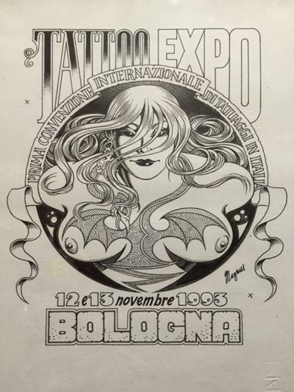 Tattoo Expo Bologna
