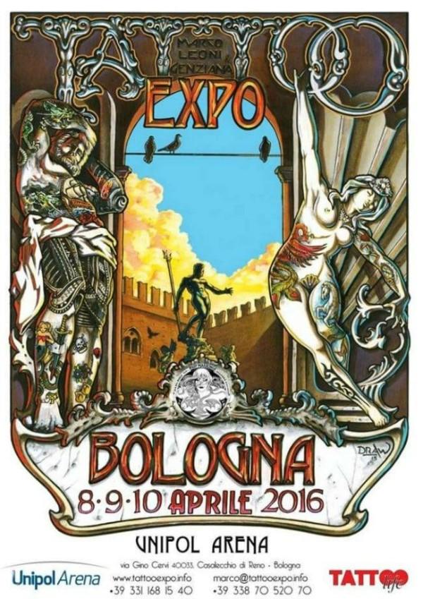 Tattoo Expo Bologna 2018