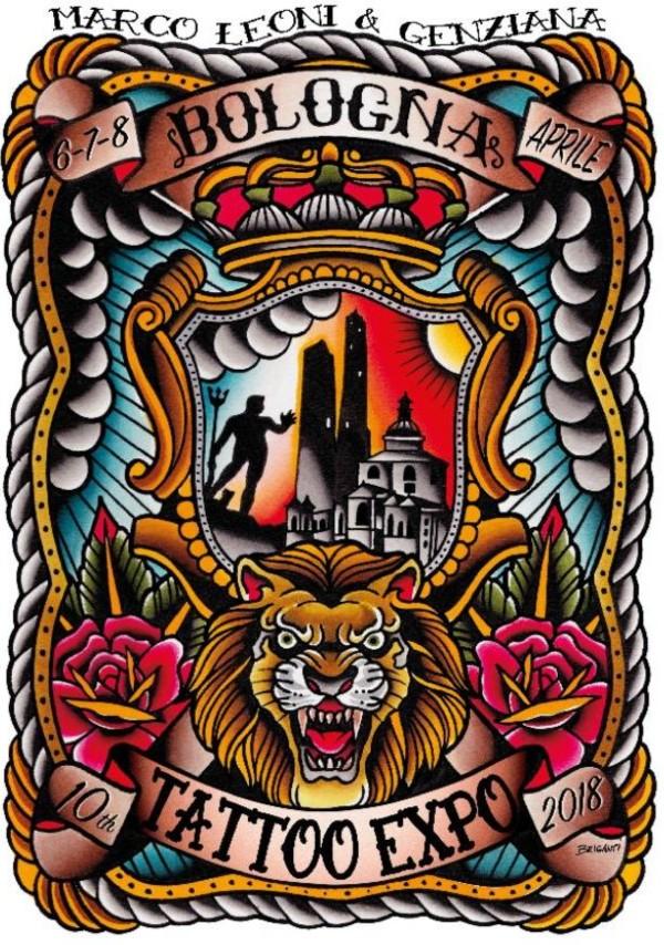 Bologna Tattoo Expo