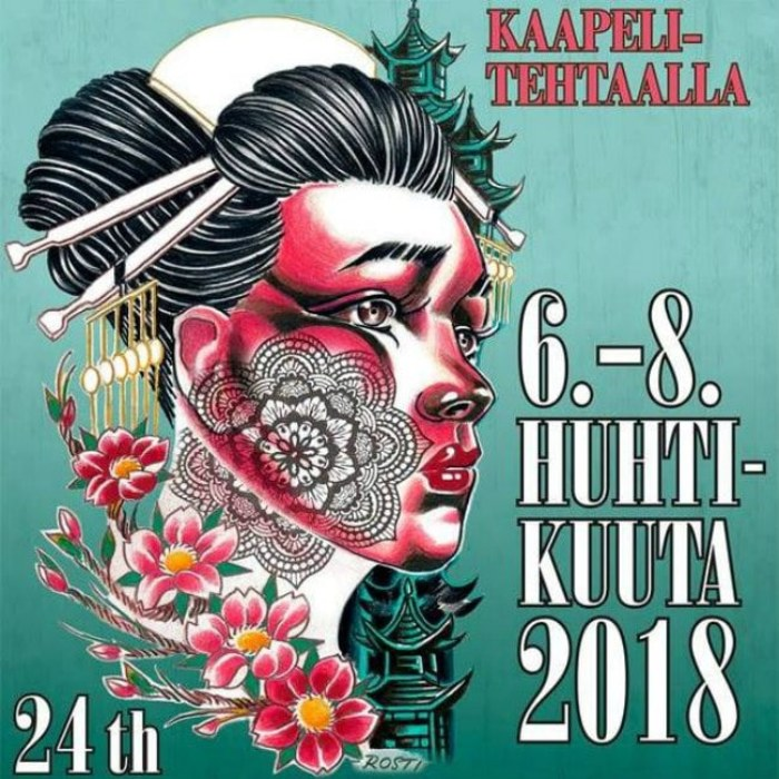 26th Helsinki Ink 27 March 2020