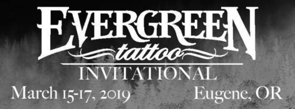 Evergreen Tattoo Invitational 18 September 2020