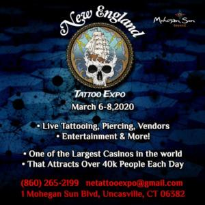2020 New England Tattoo Expo