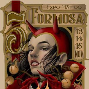 Expo Tattoo Formosa