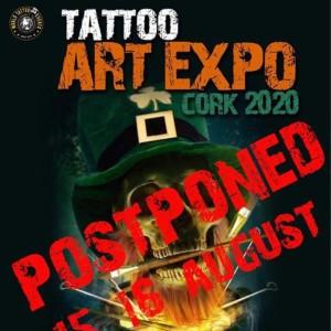 Tattoo Art Expo Cork 17 April 2021