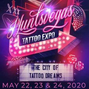 Huntsvegas Tattoo Expo 22 May 2020