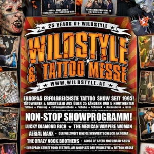 Wildstyle Tattoo Tour Innsbruck