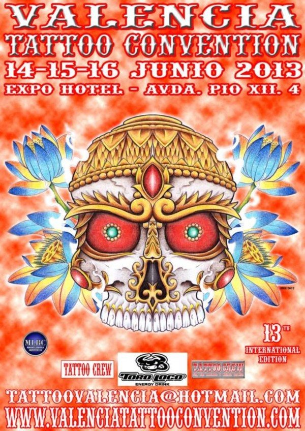Valencia Tattoo Convention