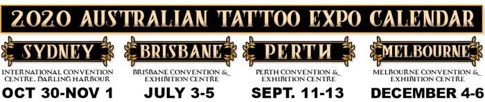 2020 australian tattoo expo