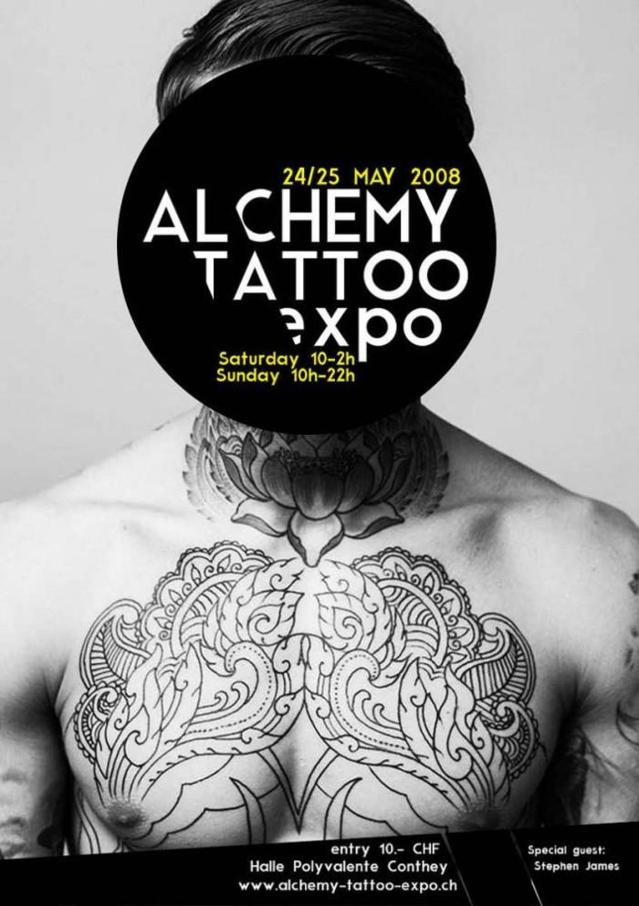 alchemy tattoo expo