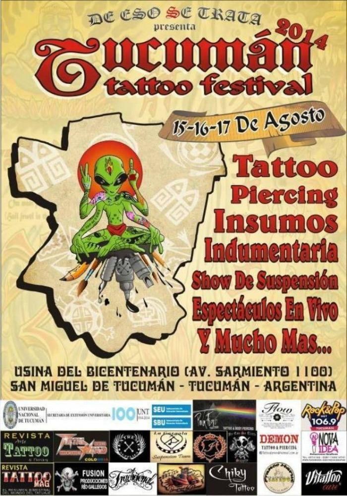 Tucuman Tattoo Festival