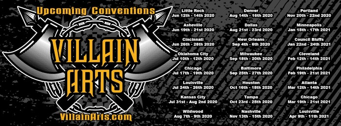 Cincinnati Tattoo Arts Convention 21 August 2020