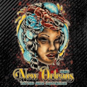 New Orleans Tattoo Arts Convention 2020 featured