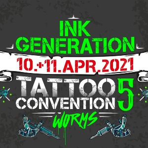Worms Tattoo Convention 10 April 2021