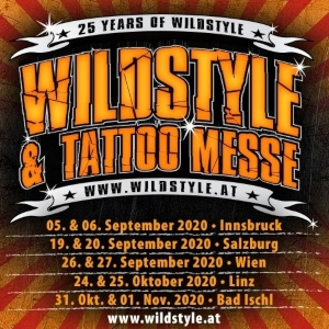 Wildstyle & Tattoo Messe Salzburg 19 September 2020