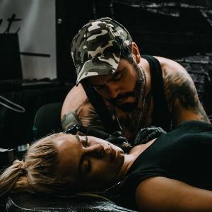 Tattoo Messe Frankfurt 2021