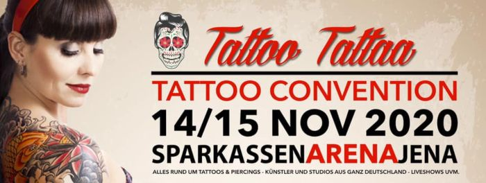 Tattoo Convention Jena 2020