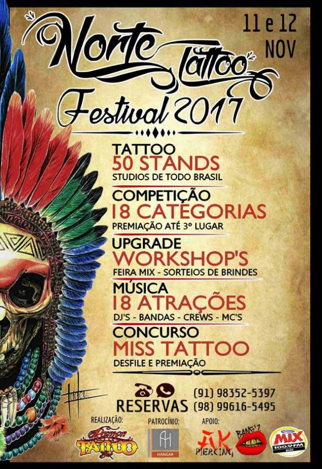 Norte Tattoo Festival 2017