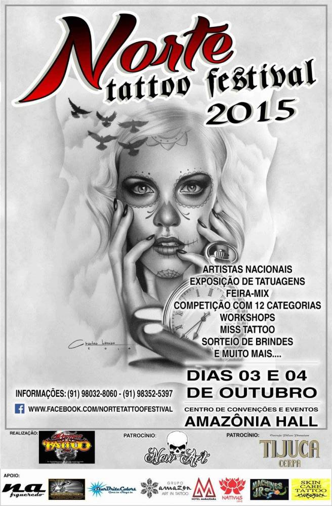 Norte Tattoo Festival 2015