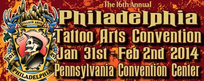 Philadelphia Tattoo Arts Convention 19 February 2021