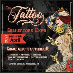 Tattoo Collector Expo